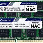 Memoria Ram Ddr3 para Mac