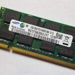 Memoria Ram Ddr2 Laptop 2gb