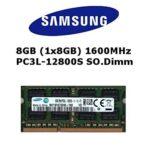 Memoria Ram Ddr3 Laptop 8gb