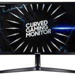 Monitor Curvo para Jugar