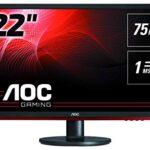 Monitor Gamer Aoc Plano G2260vwq6 22
