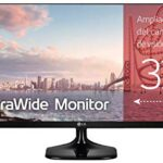 Monitor Panoramico 24 Pulgadas