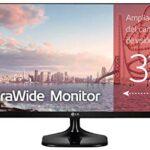 Monitor Ultra Panoramico Lg 25