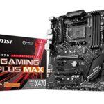 Placa Base Msi Am4 X470 Gaming Plus Max