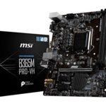 Placa Base Msi Intel B360m Pro-vdh